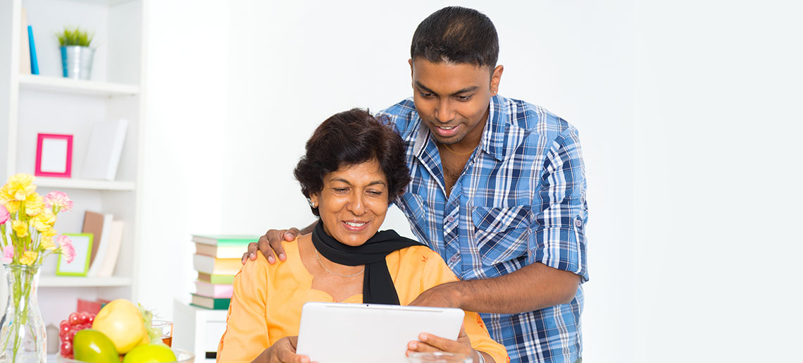 independent lifestyle for your parents living